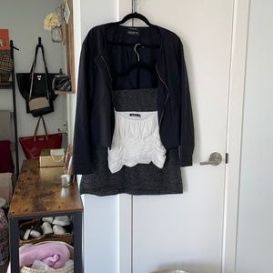 *3* Pieces - Jones NY blazer,Cami,Wilfred skirt